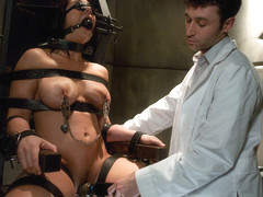 James Deen & Beverly Hills in Mad Scientist - SexAndSubmission