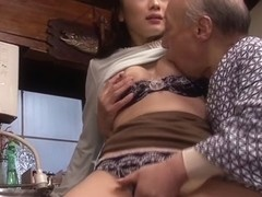 Japanese old young porn