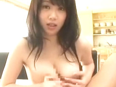 Best Japanese model Mai Nadasaka in Exotic JAV scene