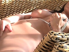 Tight Asian Vagina fucked by toy