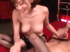Amazing Japanese whore Yuma Asami in Exotic MILF, Amateur JAV clip