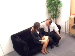 Sweet Jap filled well during spy cam hardcore sex action